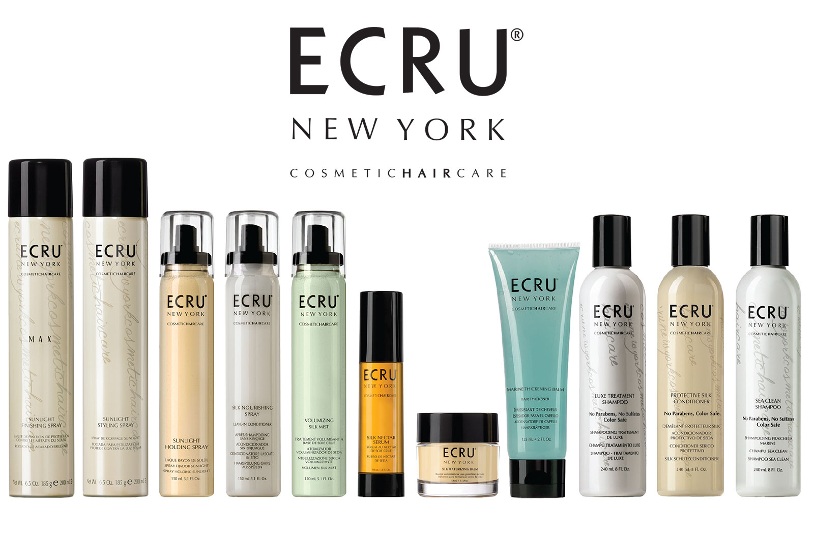 ECRU Products